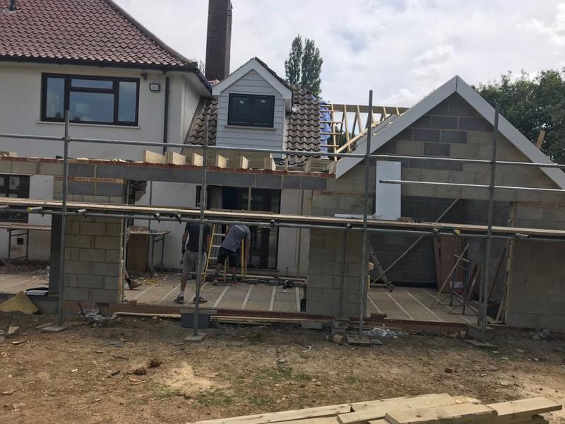 Image 5 - Chelmsford house extension May 2018
