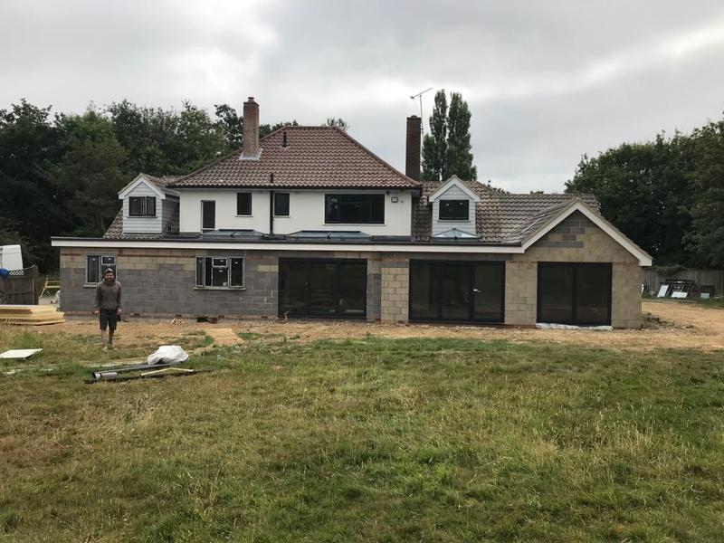 Image 26 - House extension July 2018
