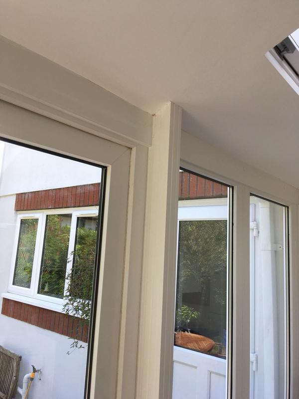 Image 90 - Additional support can be added in retrospect with the retrofix support posts. Clad and fluted for a beautiful finish.