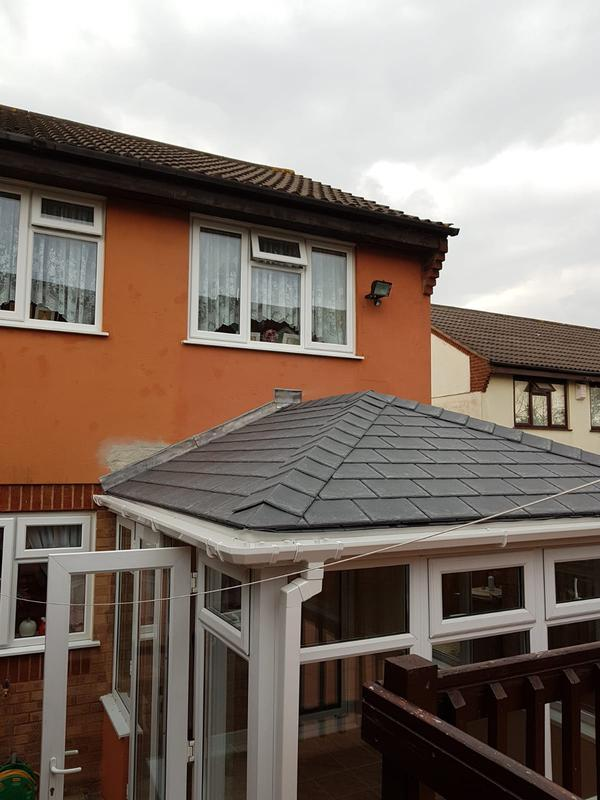 Image 12 - Prefix Warmroof - number 1 roofing system in the UK. Made to measure and fitted quickly.www.conservatorymakeovers.com