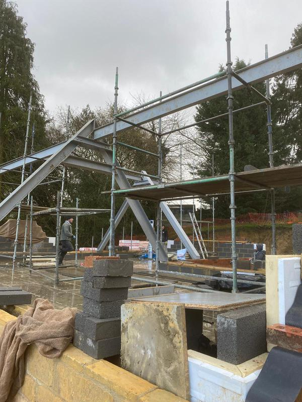 Image 3 - 1. New Build (groundworks, structural and masonry works) - midway