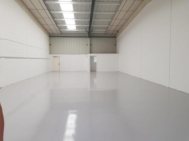 Image 7 - Factory interior redecoration