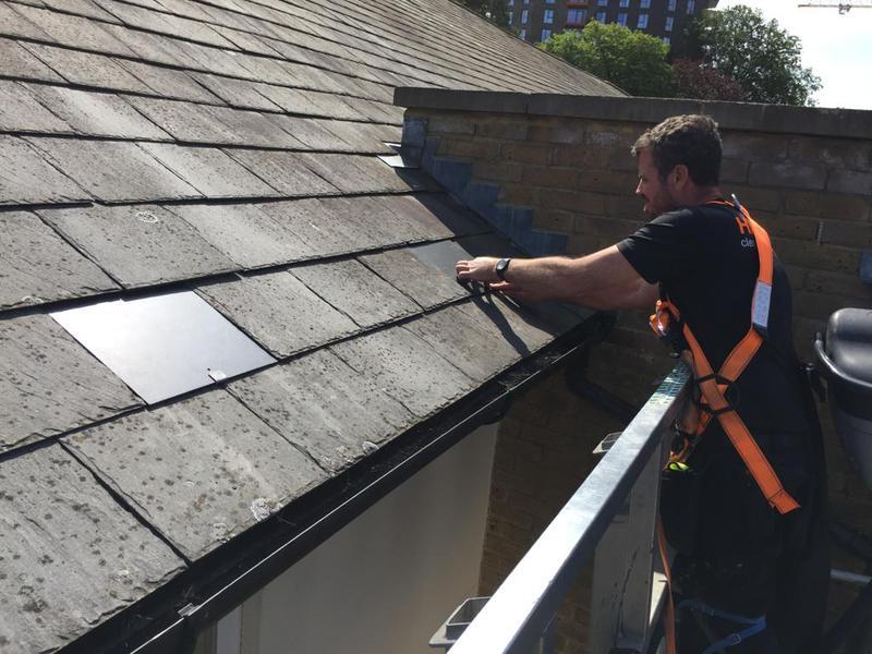 Image 2 - roof repairs