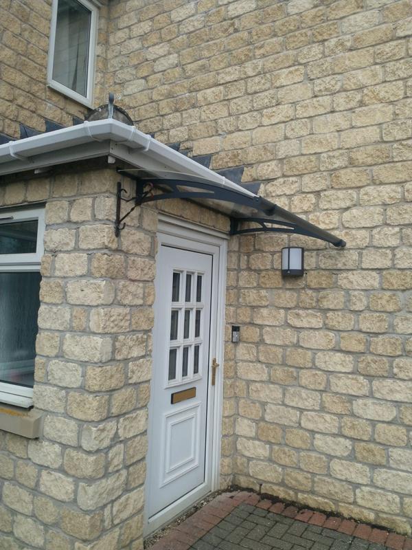 Image 19 - New Door Canopy