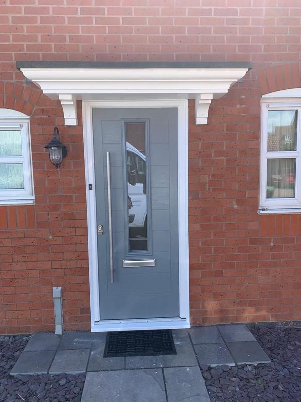 Image 35 - After - New Composite Door
