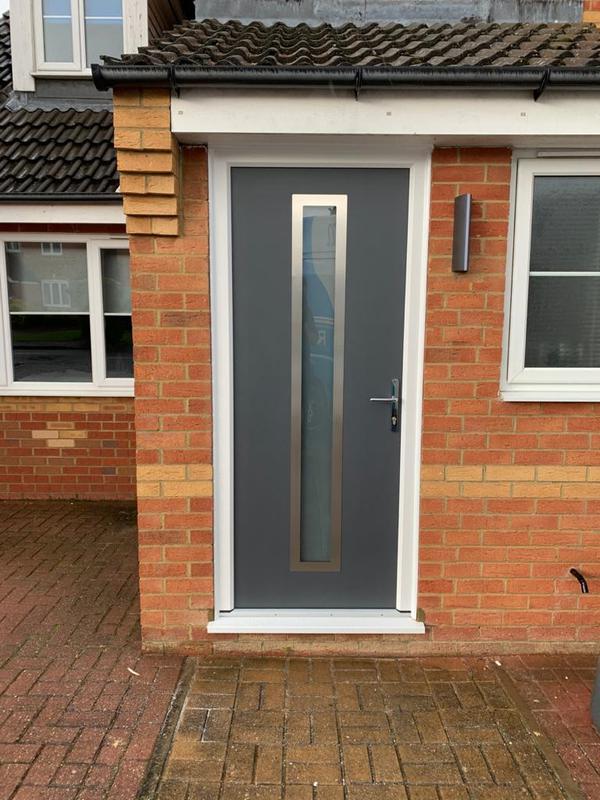 Image 32 - After - New Front Door
