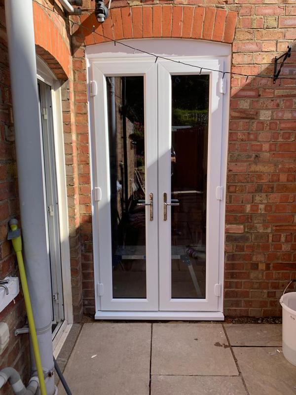 Image 30 - After - New patio door install