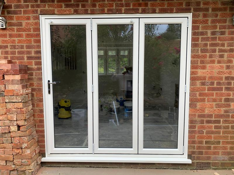 Image 26 - After - New Bifold door install