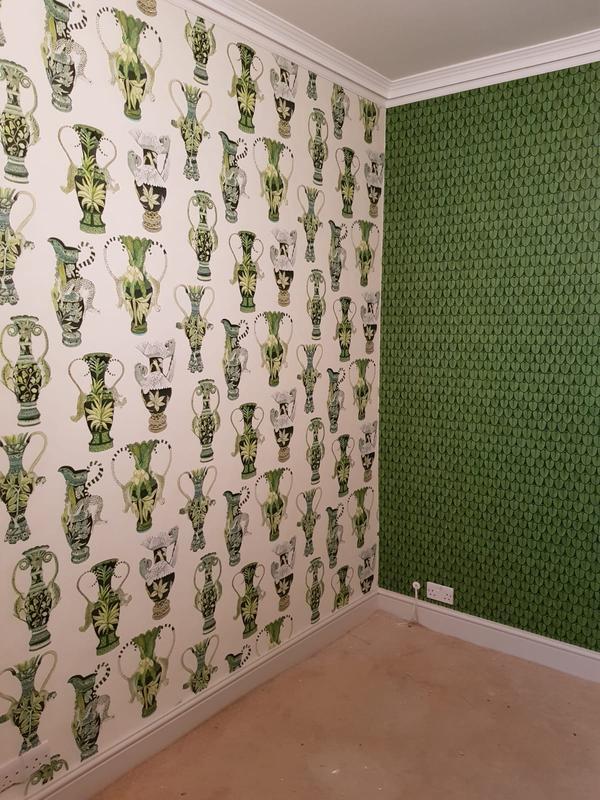 Image 20 - Wallpaper (bedroom)