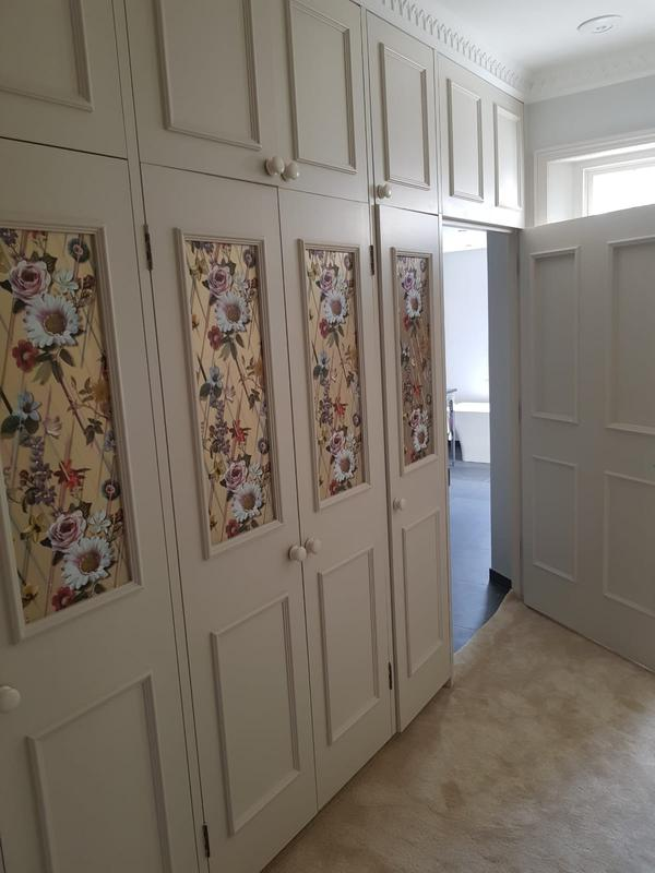 Image 23 - Wallpaper (walk in wardrobe)