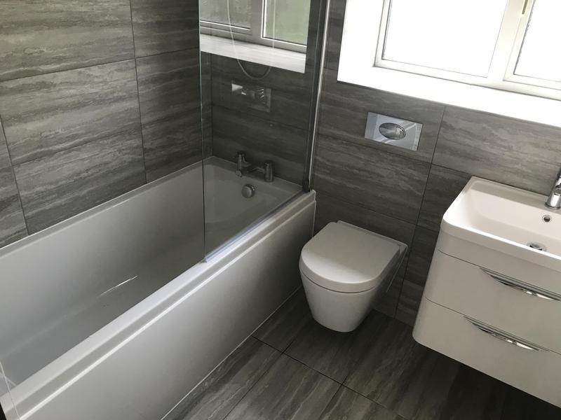 Image 28 - Bathroom Installation, Croydon, Feb 2020
