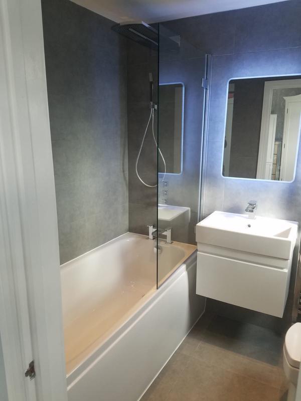 Image 35 - Bathroom Installation in Bromley, October 2019