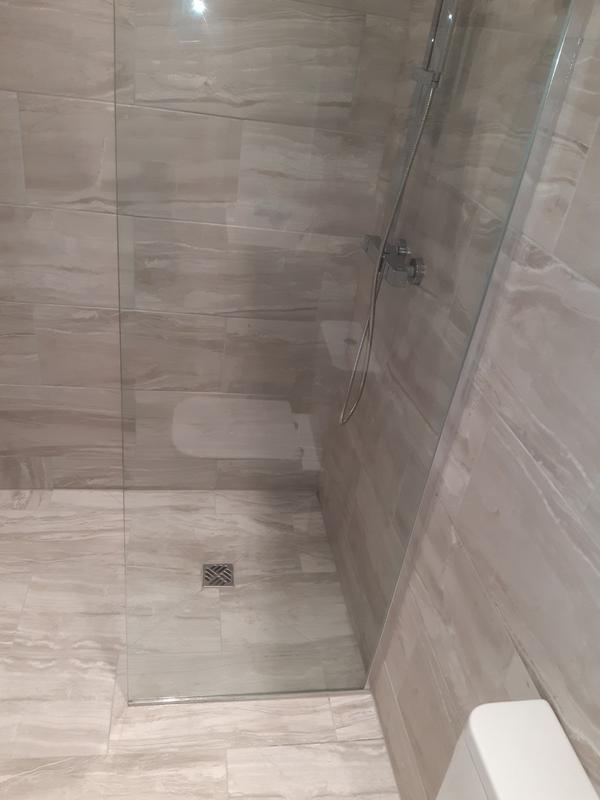 Image 41 - Wet Room Installation in Carshalton