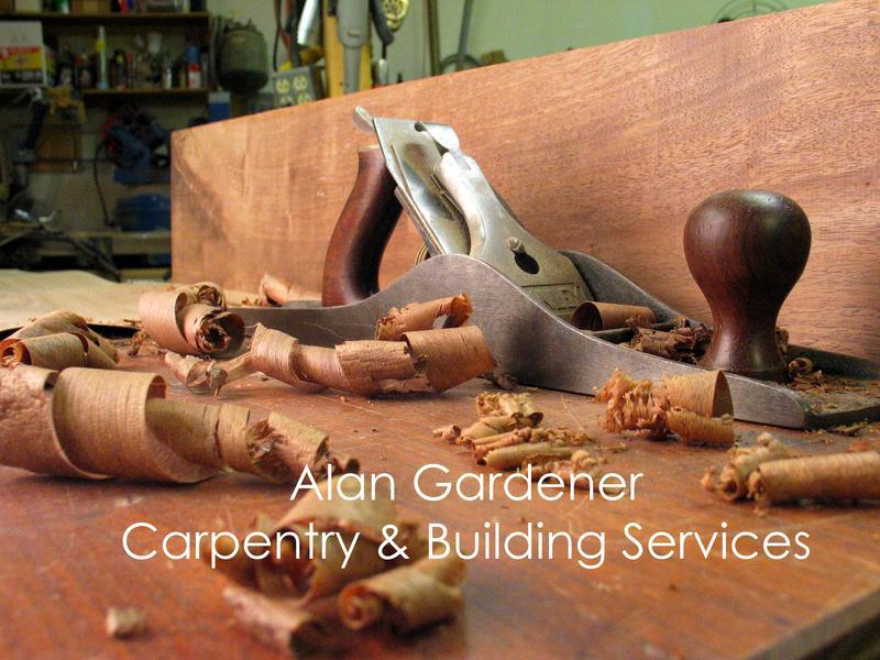 Alan Gardener Carpentry Services logo