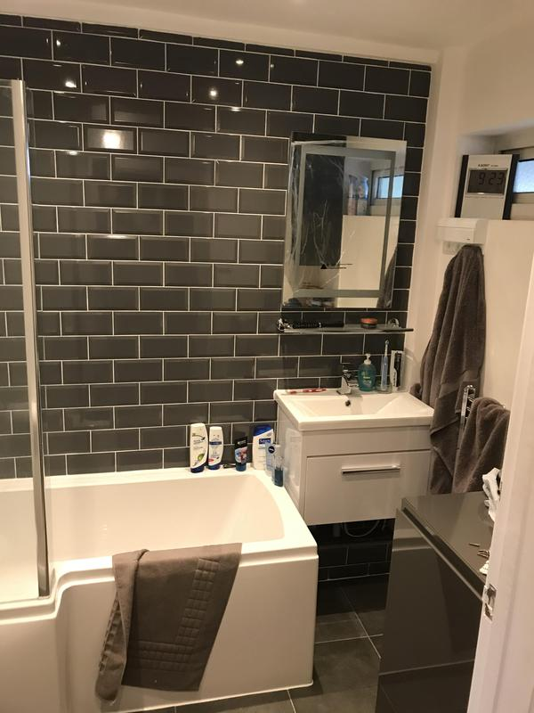 Image 36 - Bathroom Installation in Sutton, November 2019