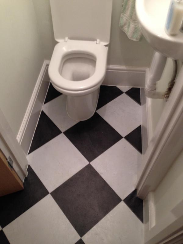 Image 33 - Polyflor Camaro Chequered Floor