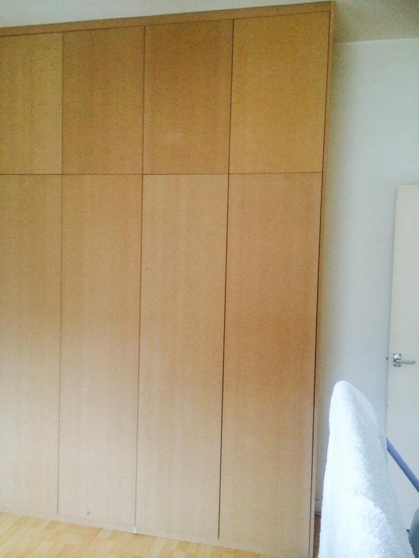 Image 15 - mdf wardrobe stage 3