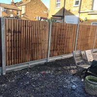 Image 7 - New fence