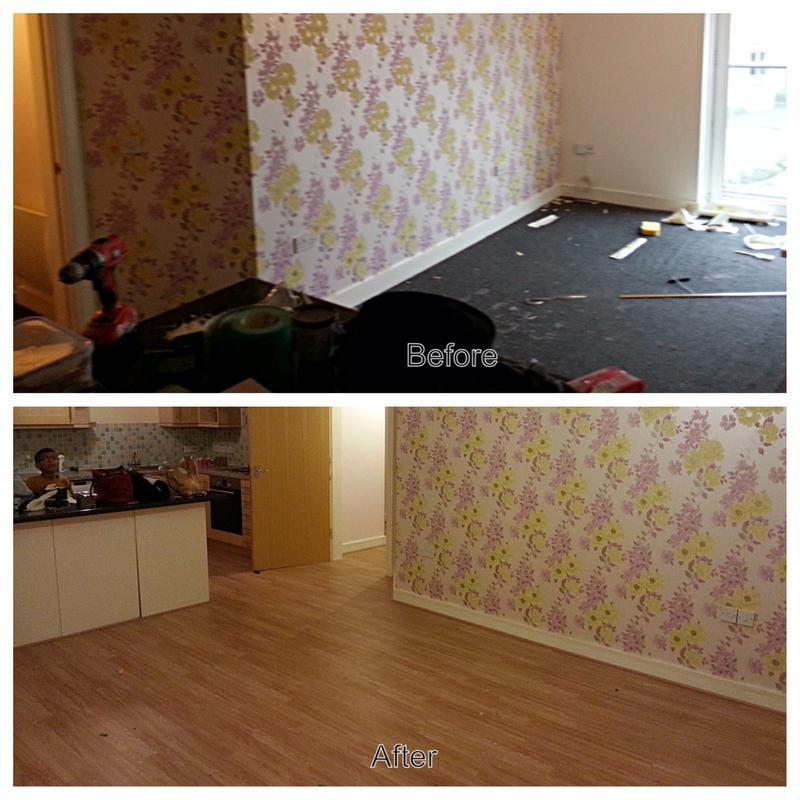 Image 30 - pattern repeat wallpaper and flooring