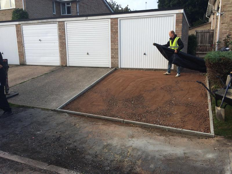 Image 23 - This driveway is ready to be paved