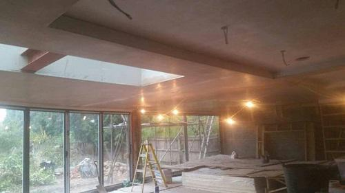 Image 20 - ceiling completed  in West ealing