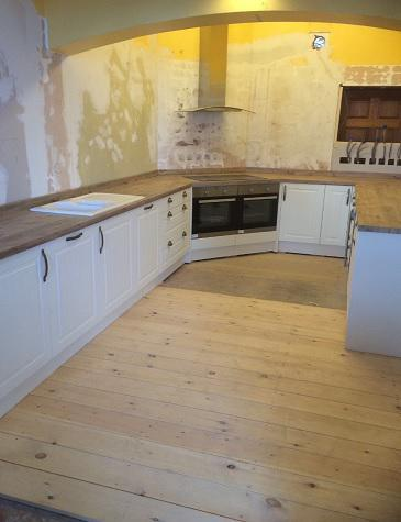Image 21 - New kitchen fitted