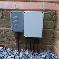 Image 19 - Nice little remote for external lights, customer dosent need to go out to switch on