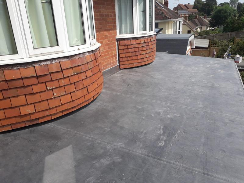 Image 22 - EPDM rubber roofing, fitted perfectly and has a life expectancy of 50 years. Tough solutions for tough weather conditions.www.conservatorymakeovers.com