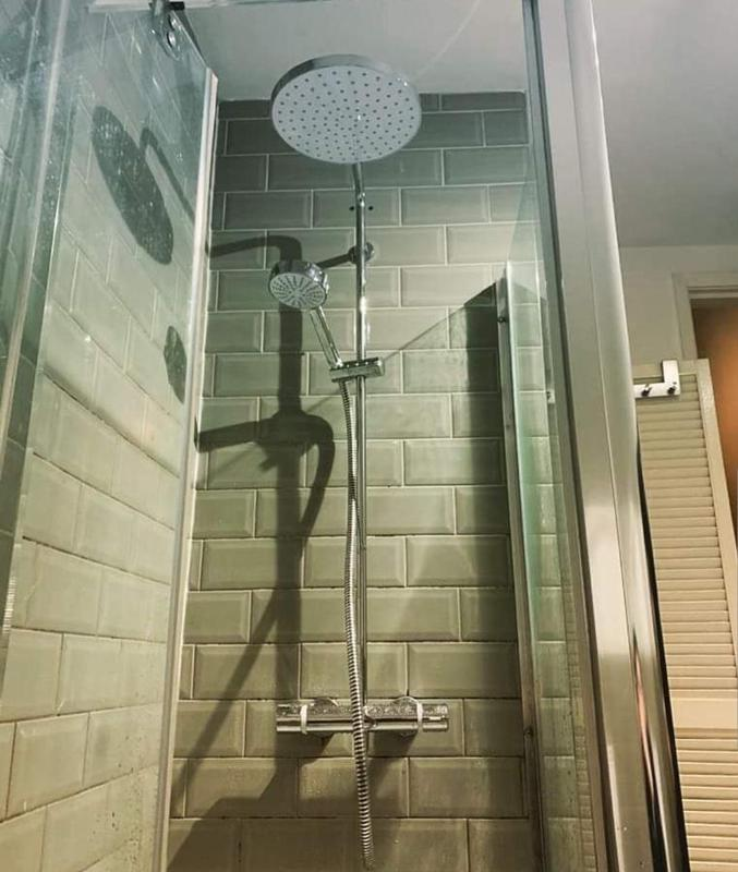Image 9 - Mixer showers are readily available for supply and fitting . Drop us a message for quotes .
