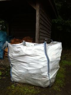 Image 11 - Logs £55.00 per bag local delivery