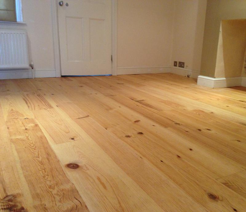 Image 66 - Solid Pine Floor