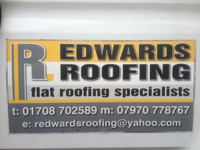 R Edwards Roofing (Flat Roofing Specialists) logo