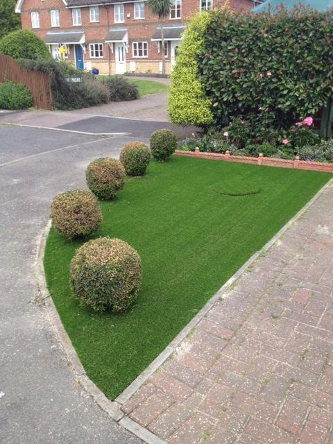 Image 15 - Artificial Lawn No More Cutting