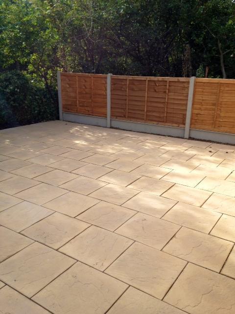 Image 11 - New Patio & Fence