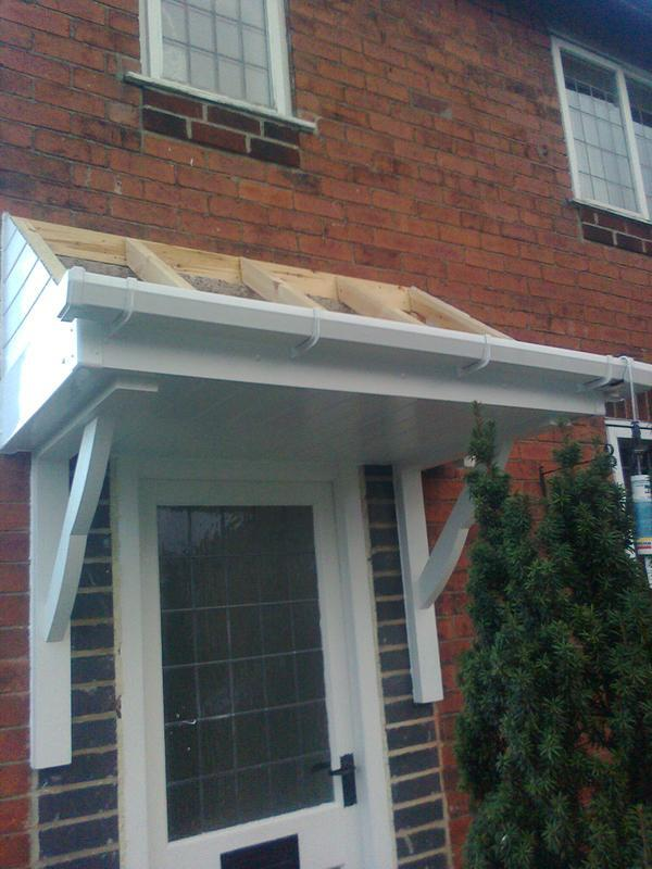 Image 7 - beginings of new canopy for pam in ripely