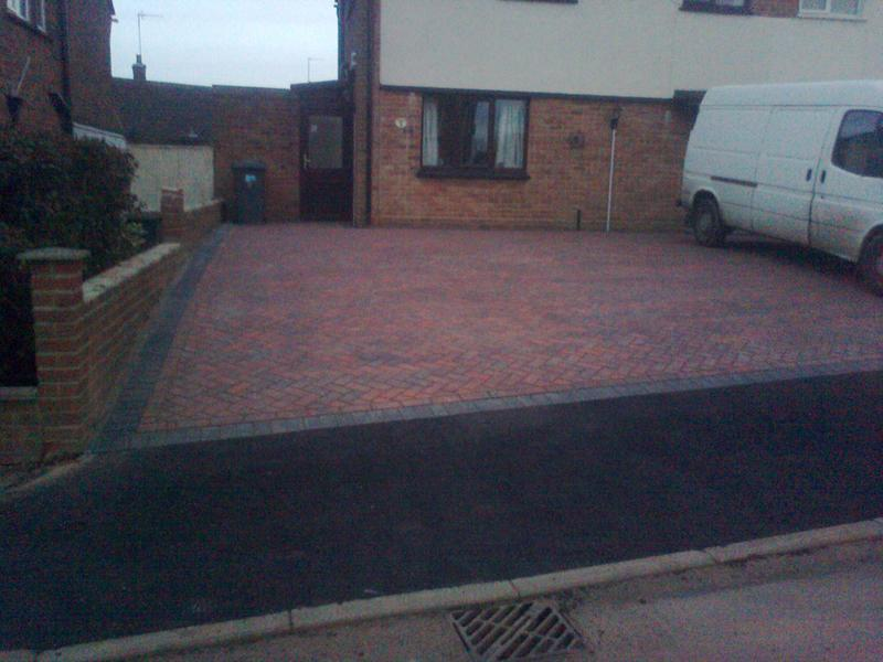 Image 11 - dropped curbs&biock paived drive way for my sister& brotherinlaw