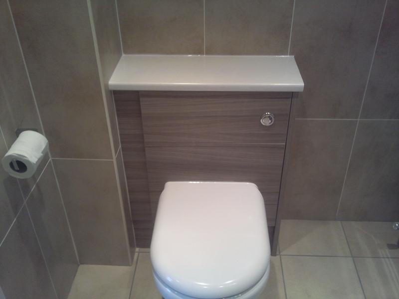 Image 12 - Concealed cistern