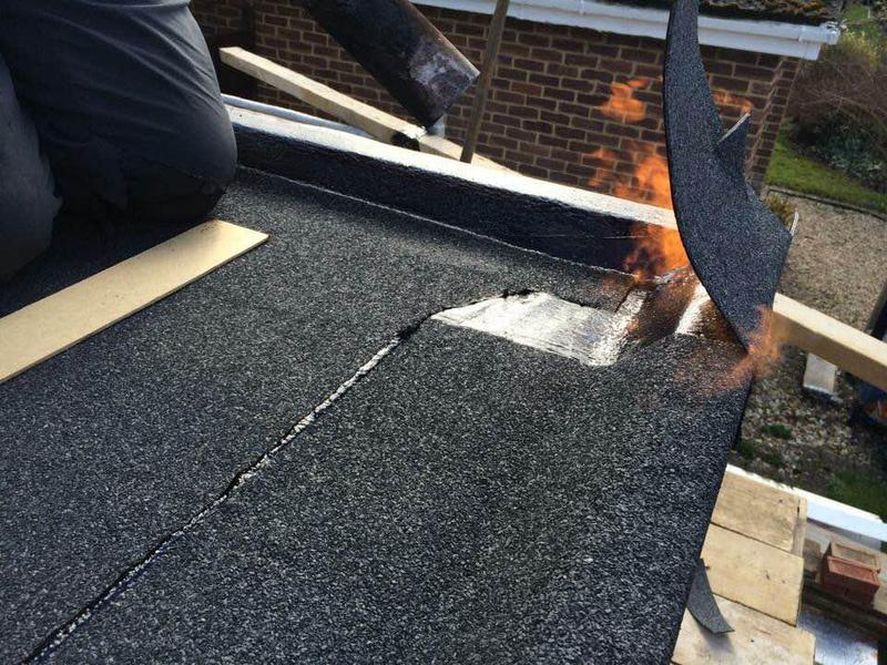 Image 38 - HIGH PERFORMANCE FLAY ROOFING SYSTEM WOKING SURREY