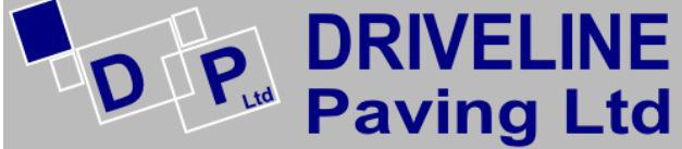 Driveline Paving Ltd logo