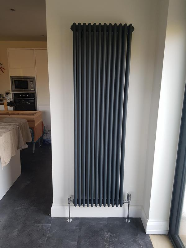 Image 6 - New radiator in northwood