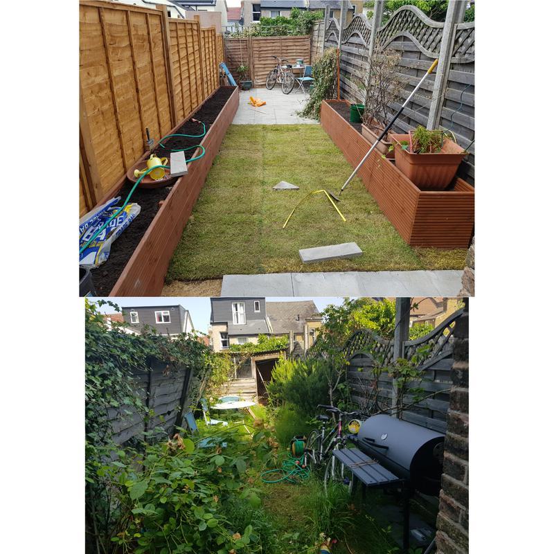 Image 70 - Full garden refurbishment.