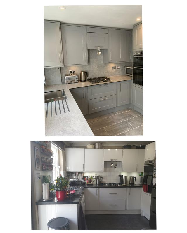 Image 1 - New kitchen fitted.