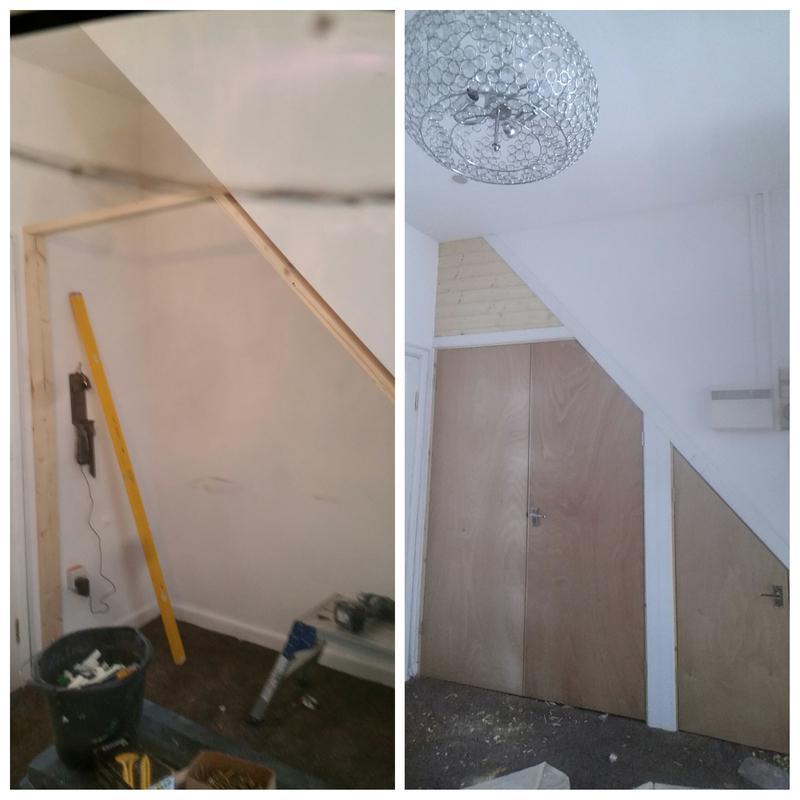 Image 69 - under stairs storage