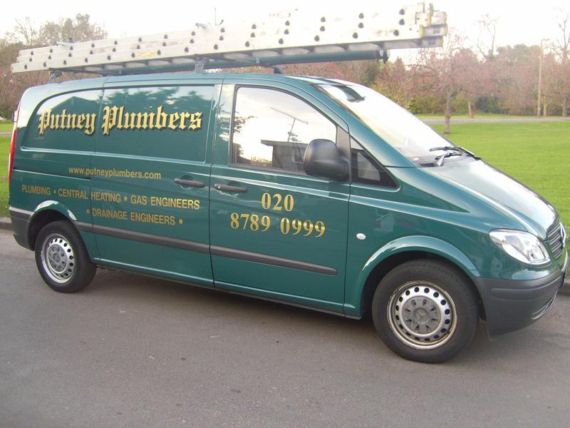 Putney Plumbers Ltd logo