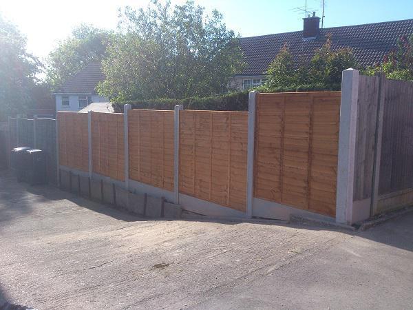Image 11 - Back fence