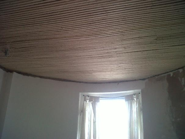 Image 14 - Ceiling lathes in Georgian period house ready for plastering