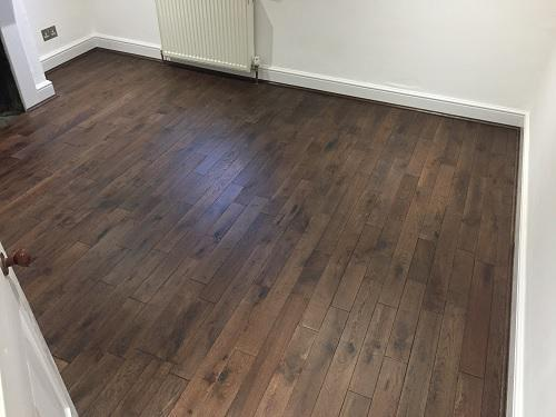 Image 1 - hard wood flooring installation
