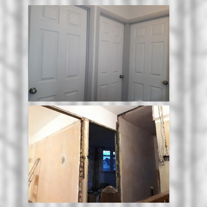 Image 18 - Doors and frames change