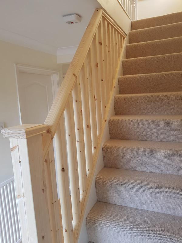 Image 26 - Stair Banister Referbishment- Aldershot