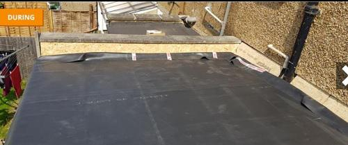 Mr R Construction Roof Coating In Ilford Ig6 3gn